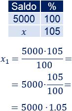 Problemas resueltos con porcentajes mayores que 100%. Aplicamos una regla de tres simple para calcular los porcentajes. Problemas de aplicación. Matemáticas. ESO. Secundaria.