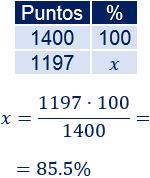 Problemas resueltos sobre porcentajes de descuentos, rebajas o decrecimientos. Escribimos los datos en una tabla y aplicamos una regla de tres simple. Problemas explicados. Matemáticas. Secundaria. ESO.